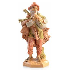 Figuras del Belén: Gaitero Fontanini 6,5cm