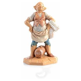 Figuras de Presépio: Adegueiro presépio Fontanini 6,5 cm