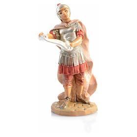 Soldato romano con pergamena Fontanini 6.5 cm s3