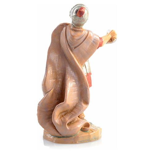 Soldato romano con pergamena Fontanini 6.5 cm 2