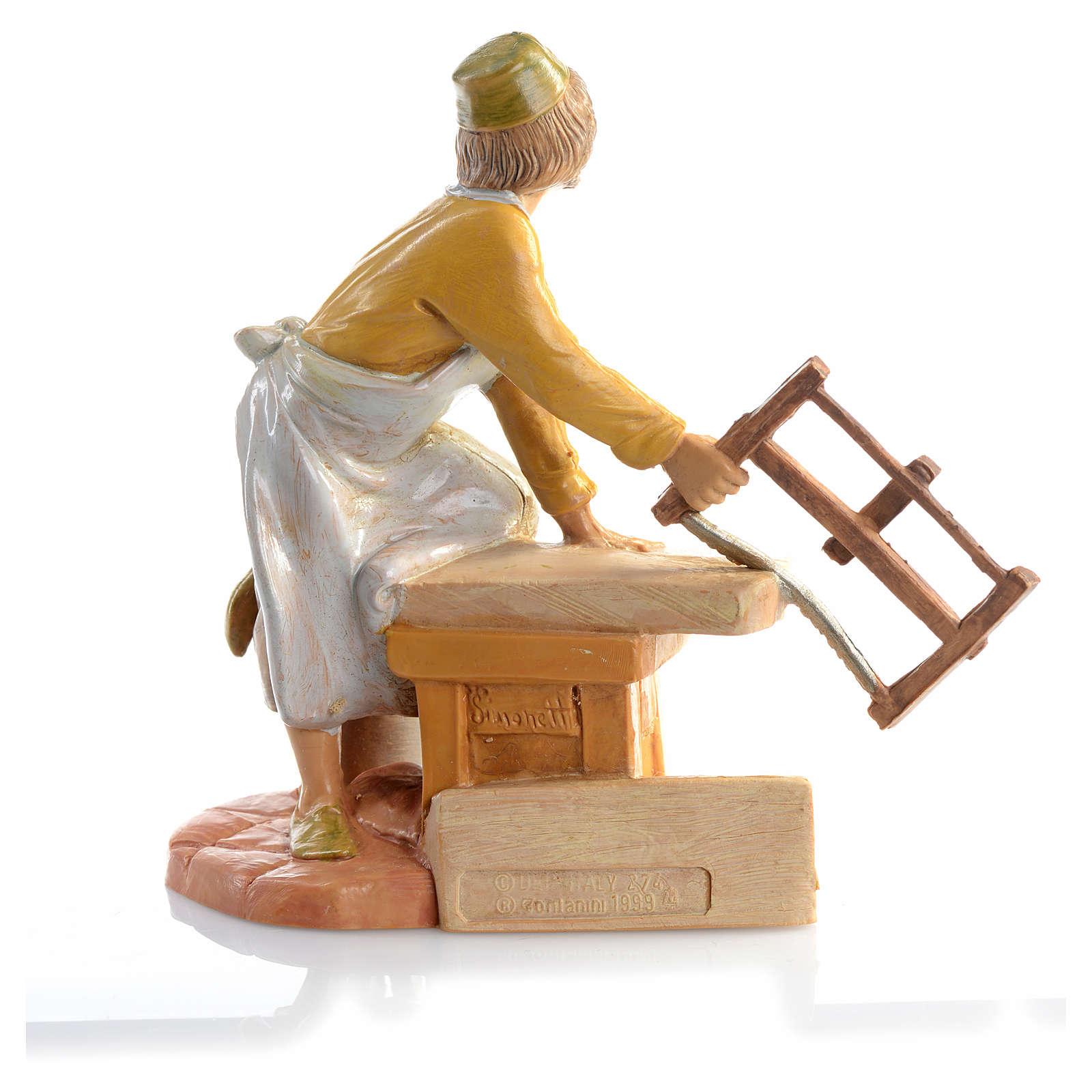 Carpintero 12 cm Fontanini 3