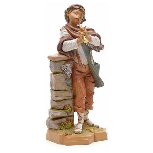Pasterz z fletem prostym 19 cm Fontanini 1