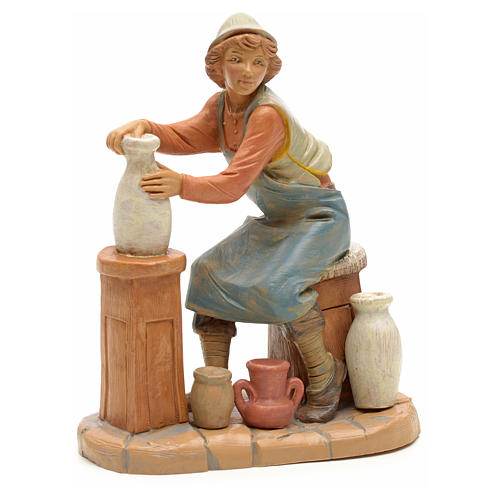 Ceramista 19 cm Fontanini 1