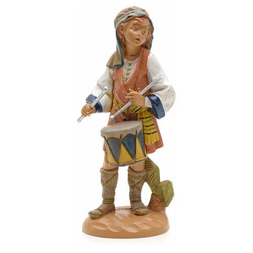 Pasterz z bębenkiem 19 cm Fontanini 1
