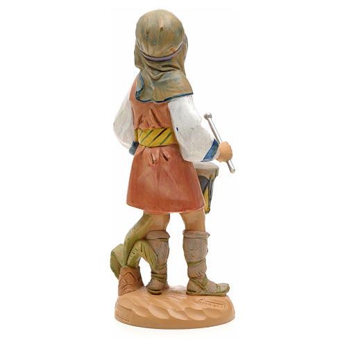 Pasterz z bębenkiem 19 cm Fontanini 2