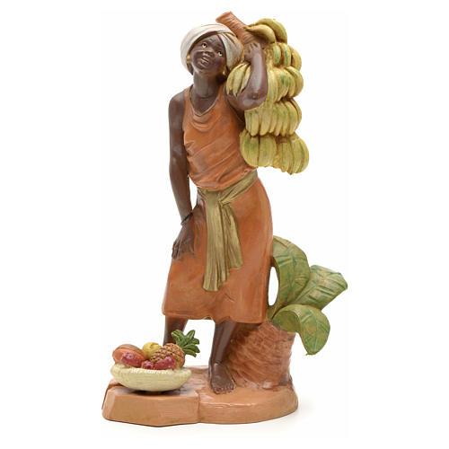 Venditore di banane 19 cm Fontanini 1