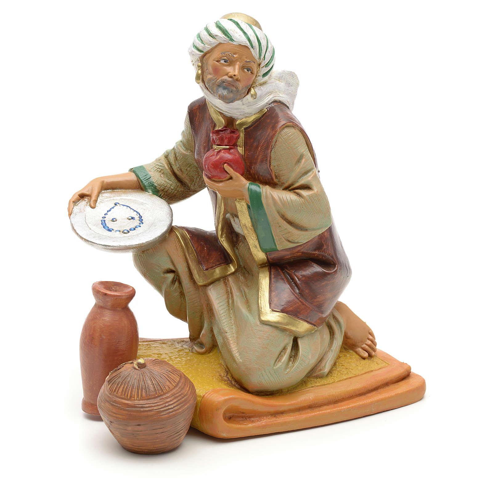 Pastor no tapete 19 cm Fontanini 4
