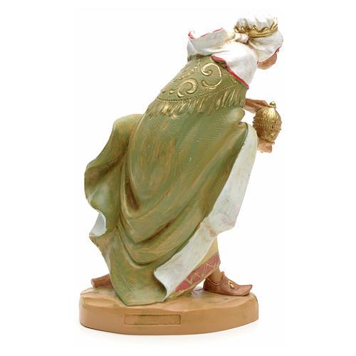 Król Mędrzec mulat 19 cm Fontanini 2