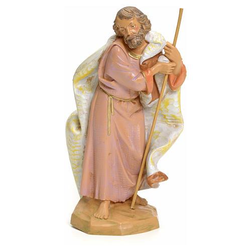Saint Joseph crèche Fontanini 19 cm 1