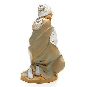 Virgen 19 cm Pesebre Fontanini s2