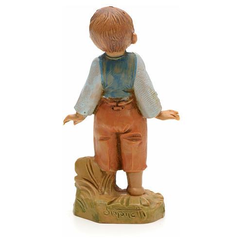 Bambino piccolo presepe 19 cm Fontanini 2