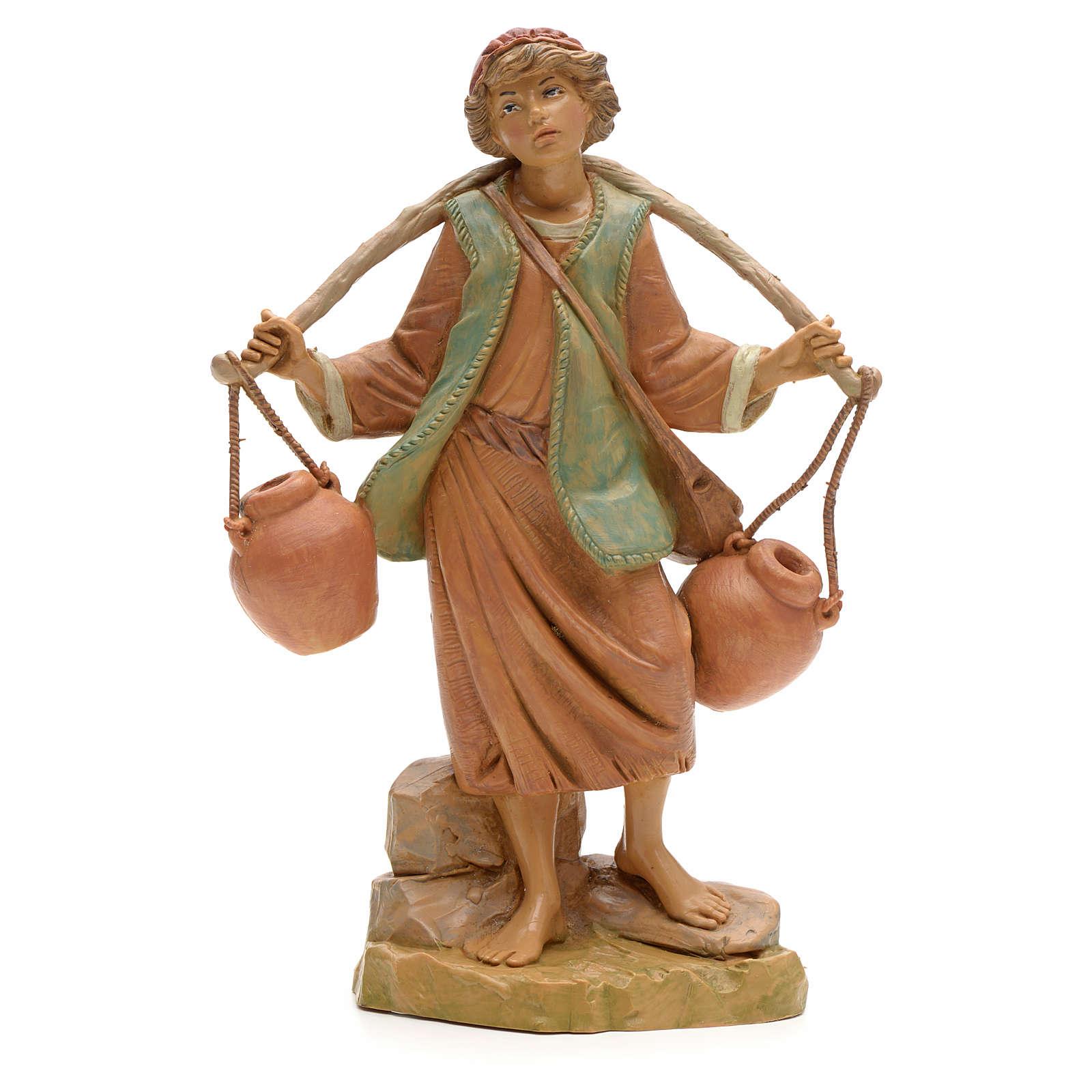 Pasterz z wiadrami 19 cm Fontanini 3