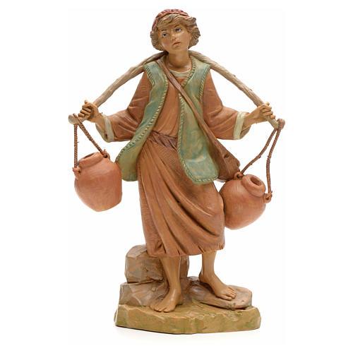 Pasterz z wiadrami 19 cm Fontanini 1