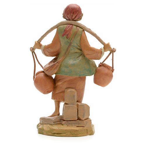 Pasterz z wiadrami 19 cm Fontanini 2