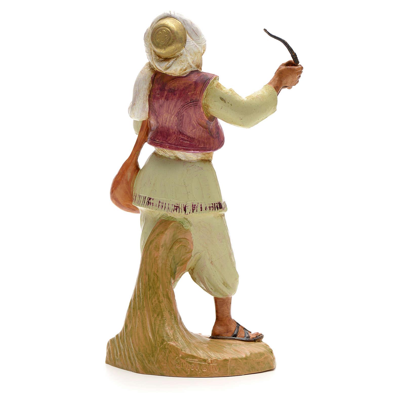 Pastore con turbante 19 cm Fontanini 3