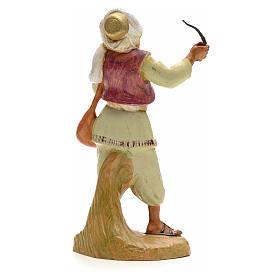 Pastore con turbante 19 cm Fontanini s2