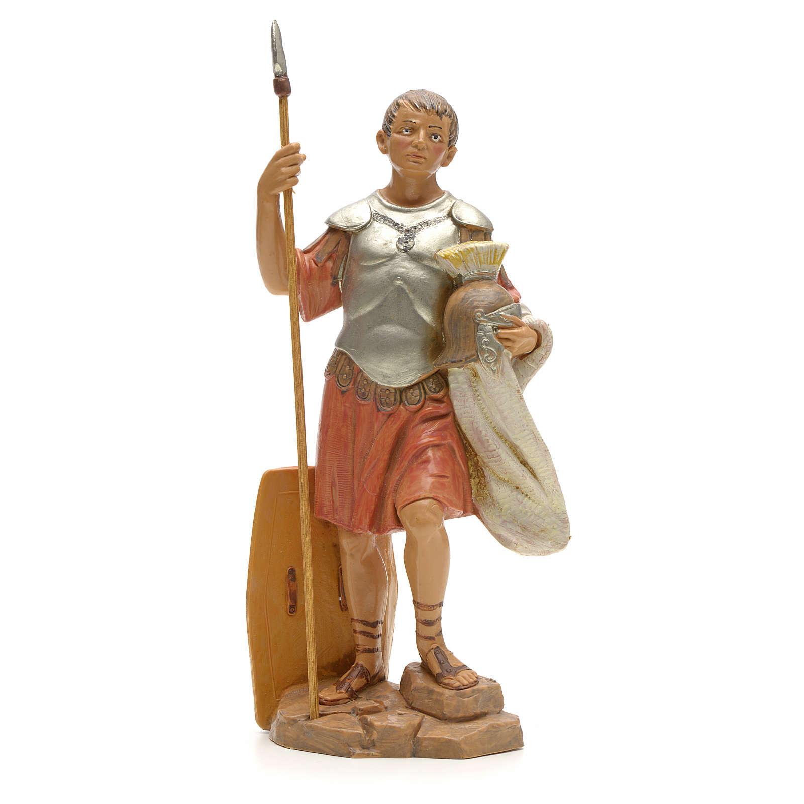Soldato con lancia 19 cm Fontanini 3