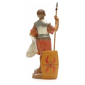 Soldato con lancia 19 cm Fontanini s2