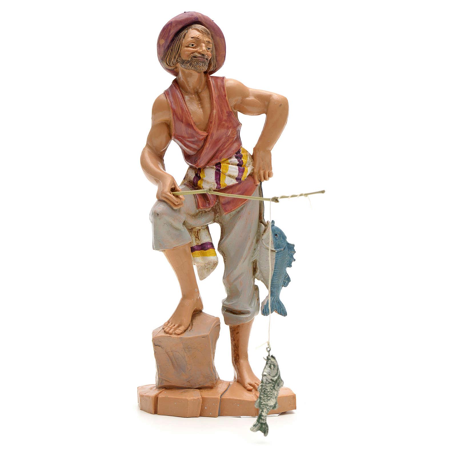 Pescador 19cm Fontanini 4