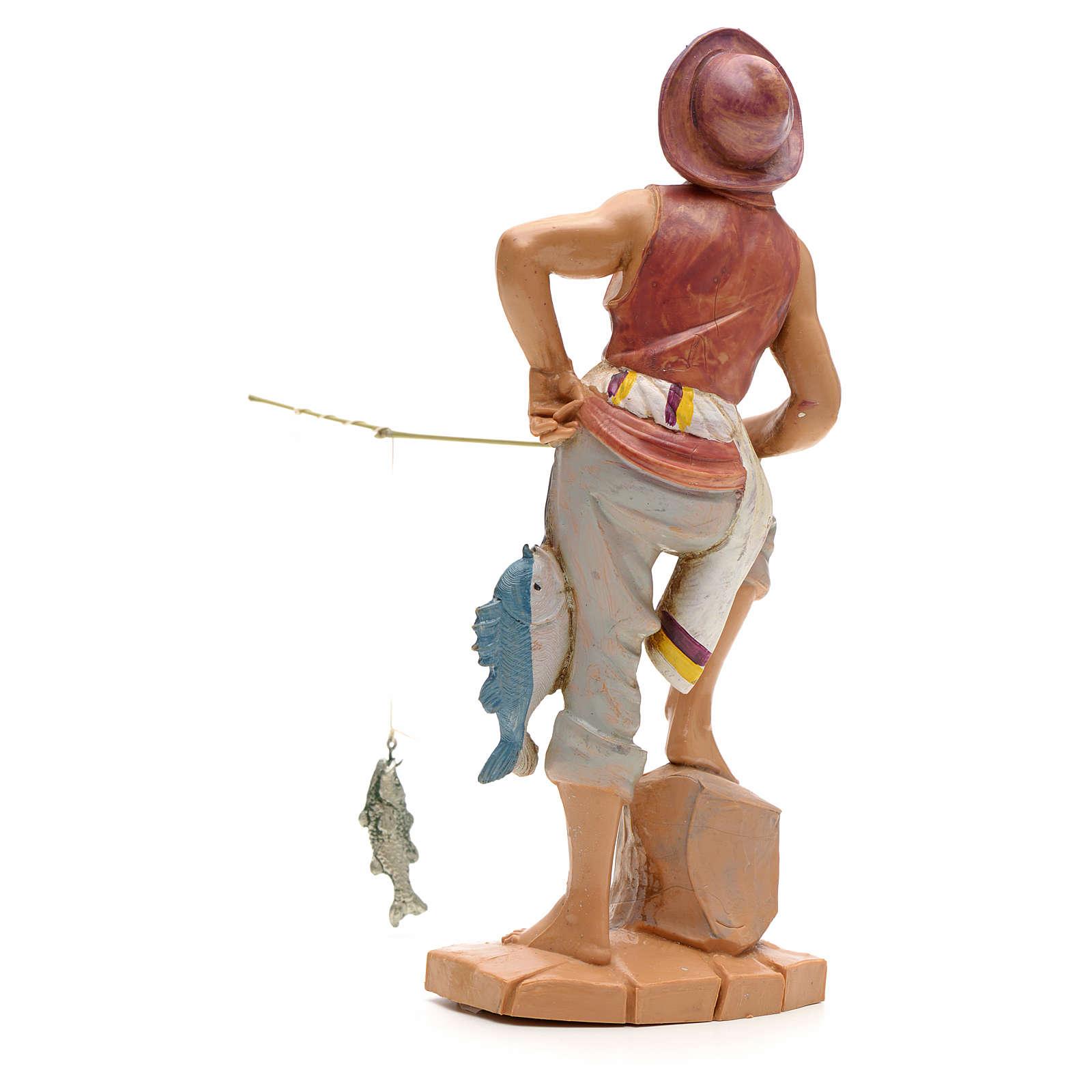 Pescatore 19 cm Fontanini 4
