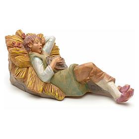 Pastore dormiente 19 cm Fontanini s2