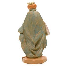 Roi Mage blanc crèche Fontanini 6,5 cm s4