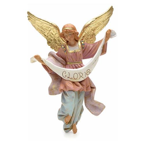 Ange de la gloire debout crèche Fontanini 30 cm 1