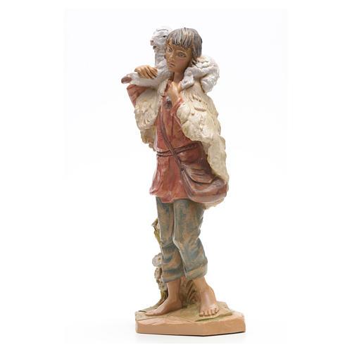 Pasterz z owcą Fontanini 30 cm 2