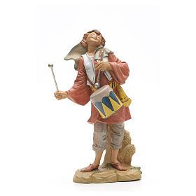 Pastore con tamburo 30 cm Fontanini s4