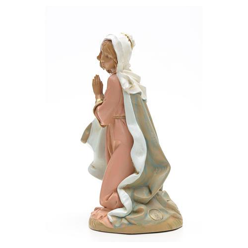 Vierge Marie crèche Fontanini 30 cm 5
