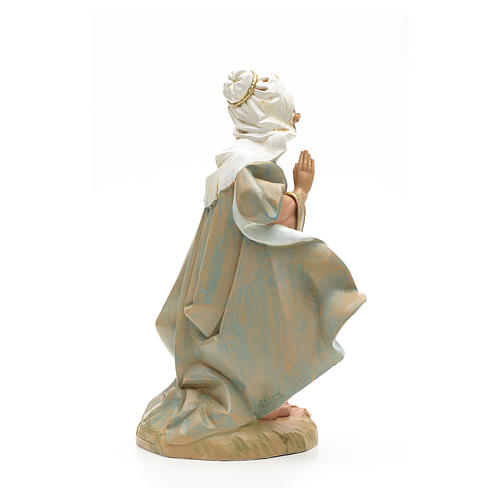 Vierge Marie crèche Fontanini 30 cm 3
