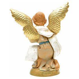 Ángel en rodillas cm 12 Fontanini s2