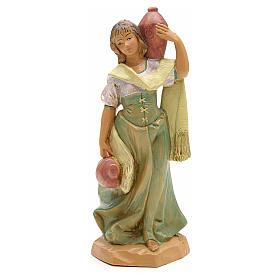 Dziewczyna z amforami Fontanini 12 cm s1