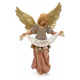 Ange gloire crèche Fontanini 19 cm s1