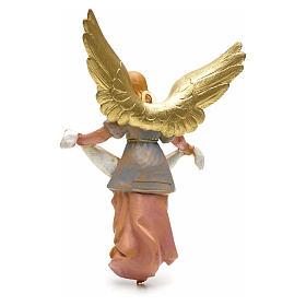 Ange gloire crèche Fontanini 19 cm s2