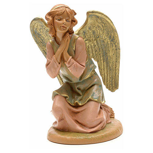 Ángel en rodillas 30 cm Fontanini 1