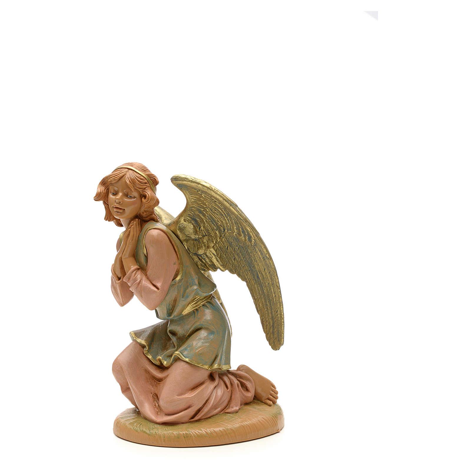 Anioł klęczący Fontanini 30 cm 3