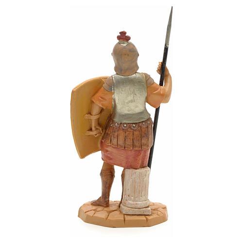 Soldado romano con escudo 12 cm Fontanini 2