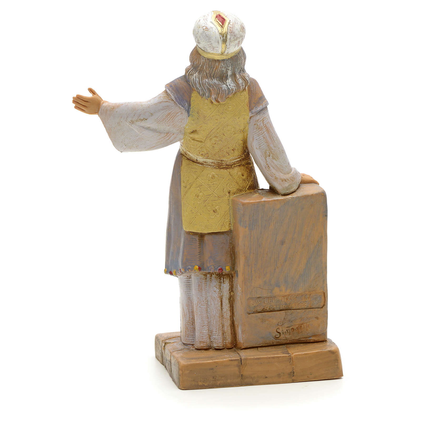 Sacerdote 12 cm Fontanini 3