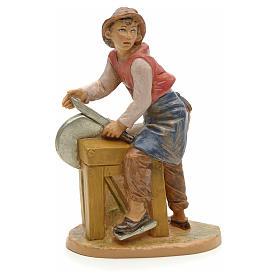 Figuras del Belén: Afilador 12 cm Fontanini