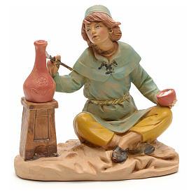 Figuras de Presépio: Ceramista 12 cm Fontanini