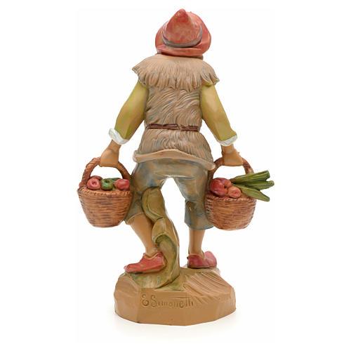 Rolnik z warzywami 12 cm Fontanini 2