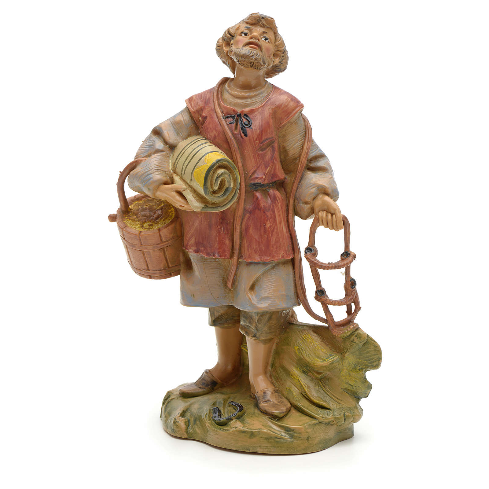 Pastore con briglie 12 cm Fontanini 3