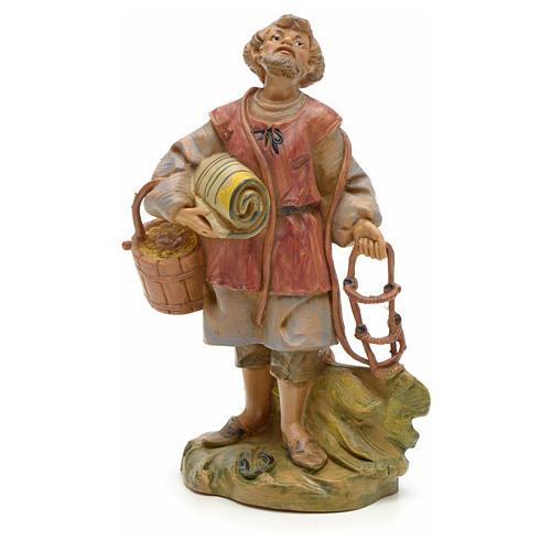 Pastore con briglie 12 cm Fontanini 1
