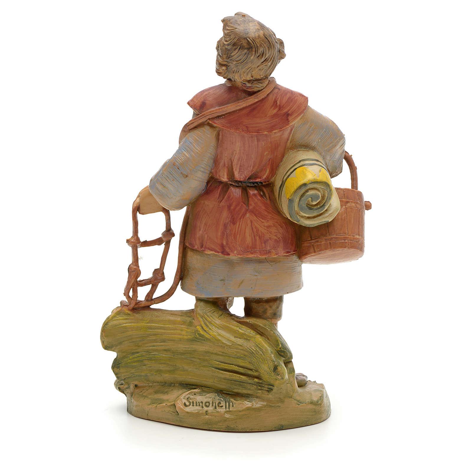 Pasterz z uzdą 12 cm Fontanini 4