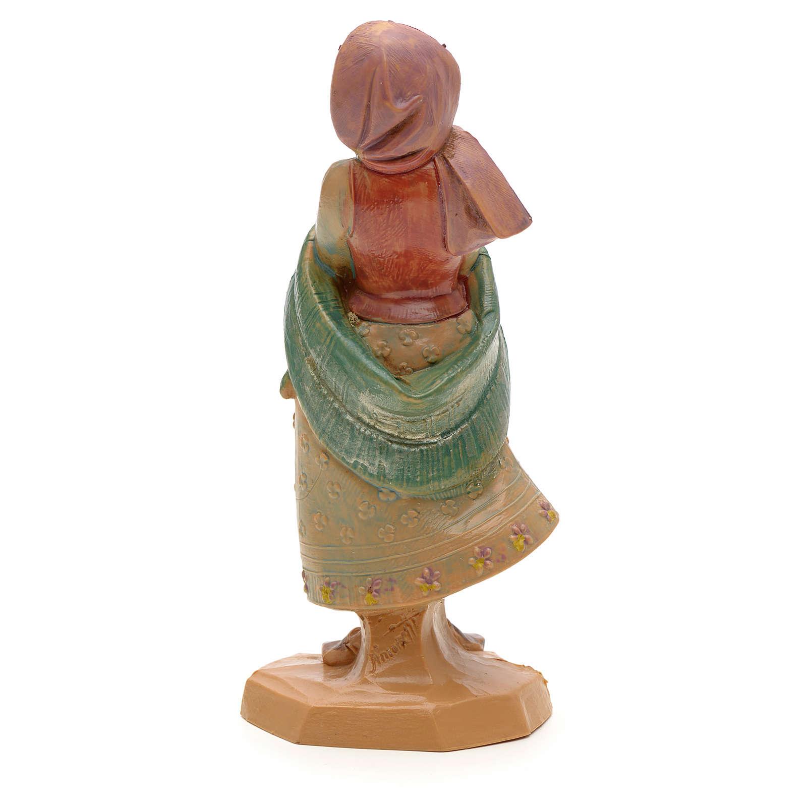 Dziewczyna z wiadrem 12 cm Fontanini 4