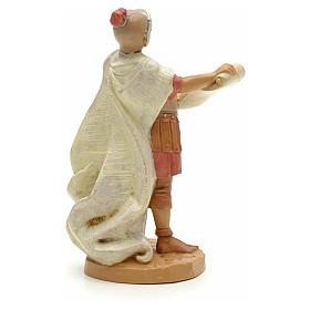 Żołnierz rzymski z pergaminem 12 cm Fontanini s2