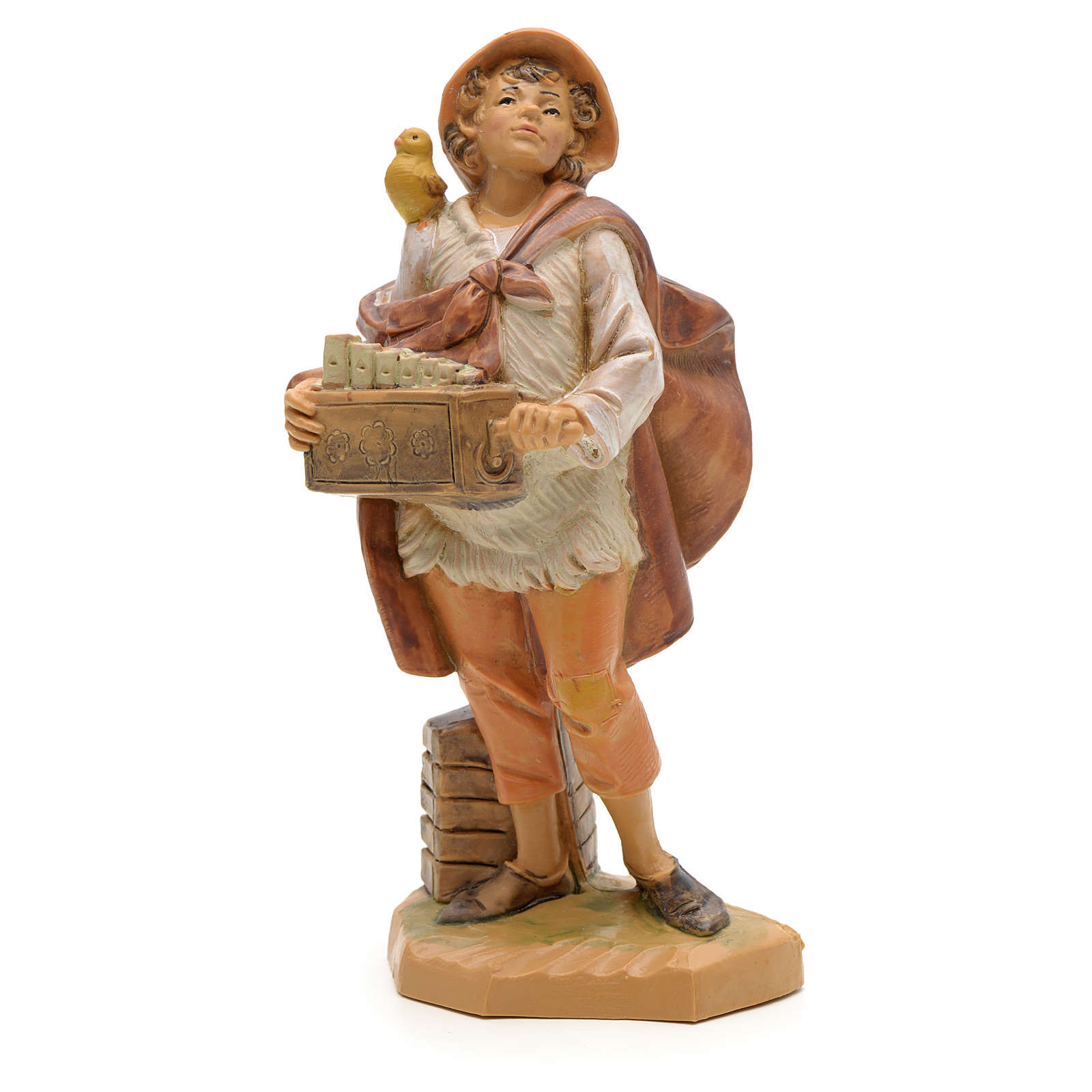 Chłopiec gawędziarz 12 cm Fontanini 4