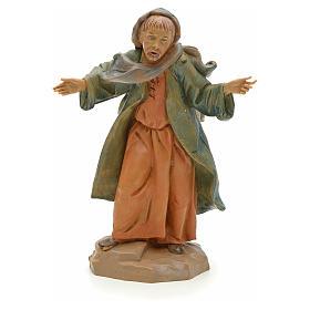 Statue per presepi: Menestrello 12 cm Fontanini