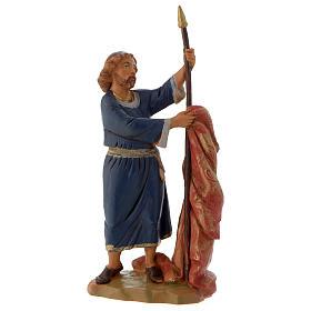 Figuras de Presépio: Homem montando uma tenda 12 cm Fontanini